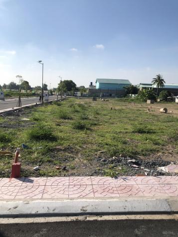 Bán lô đất 120m2 sổ riêng gần chợ đường nhựa 13726362