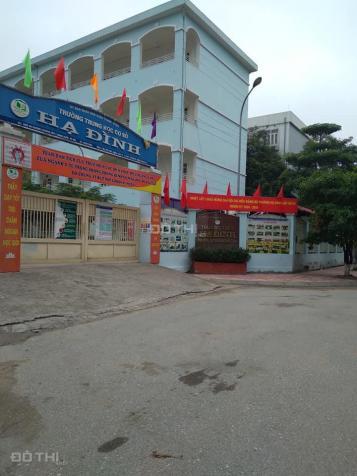 Bán nhà phố Khương Đình 33m2 x 4T, 3.6 tỷ gần hồ, bãi xe ô tô 13727092