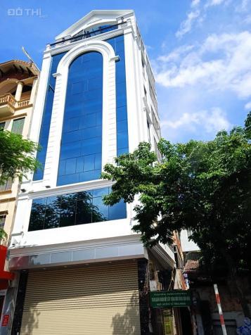 Nhà Kim Giang Thanh Xuân đẹp thang máy 3 mặt thoáng 45m2 6T MT 4m giá 5.7 tỷ 13727306