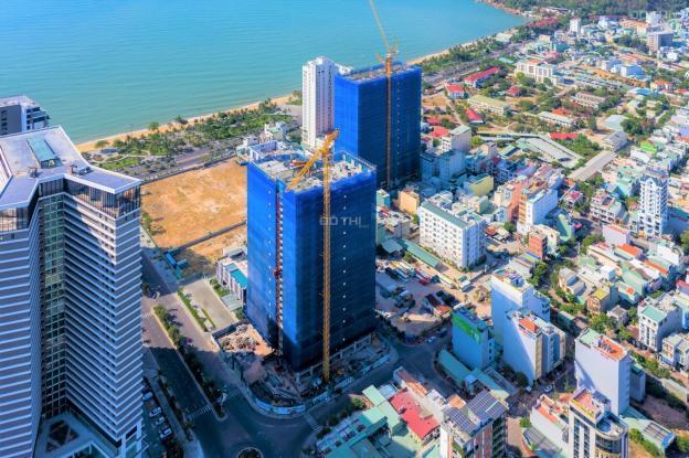 Căn hộ cách biển Quy Nhơn 200m, giảm ngay 400tr, chỉ còn 2 tỷ 154 căn 2 phòng ngủ 13728036