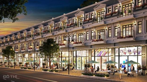Cần sang nhượng lại shophouse lô góc Louis Hoàng Mai 100m2 giá 10,2 tỷ 13729184