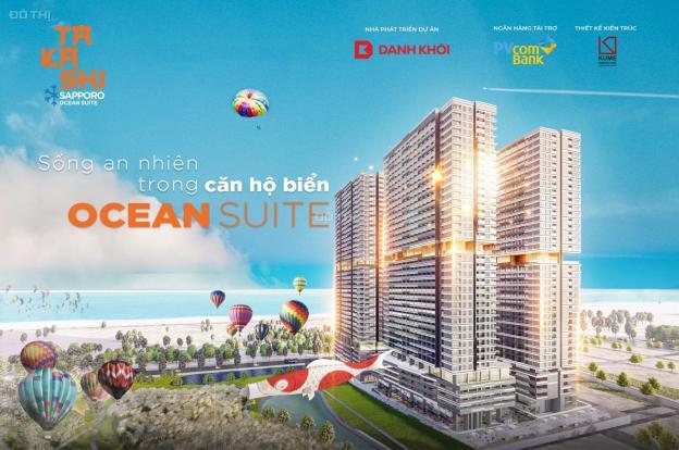 Thanh toán 139tr sở hữu căn hộ biển Takashi Ocean Suite Kỳ Co Quy Nhơn, LH 0768 5678 59 13735370