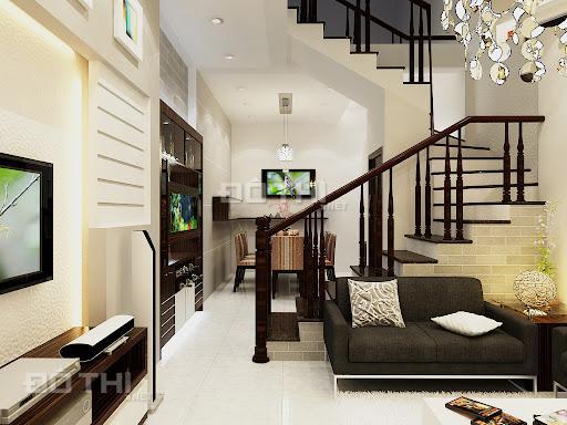 Nhà đẹp trung tâm Ba Đình - ô tô đỗ cửa - kinh doanh DT 40m2, 3,5 tỷ 13735921