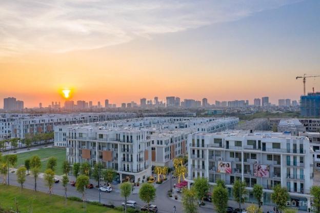 Trực tiếp chủ đầu tư: Mở bán dãy shophouse Manor mới, mặt đường 17m, CK 11%, hỗ trợ LS 0% 36 th 13736343