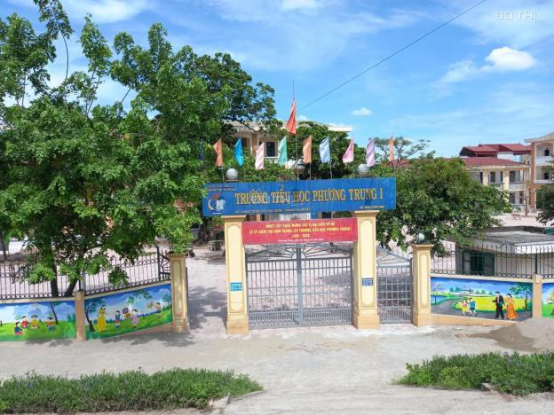 Bán đất tại Xã Phương Trung, Thanh Oai, Hà Nội, tiện ích ngập tràn, chỉ 5,5 triệu/m2 13736450