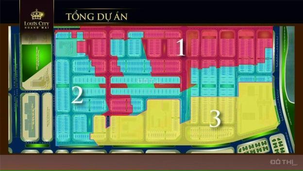 Louis City Hoàng Mai ra bảng hàng đường to nhất dự án - Giá đầu tư - vị trí đẹp - LH 0985505363 13736464