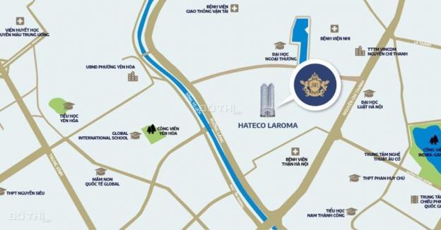 Tặng ngay 02 cây vàng SJC và chiết khấu tới 10% giá trị căn hộ cao cấp Hateco Laroma quận Đống Đa 13736720
