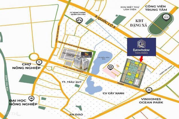 Nhận đặt nguyện vọng suất ngoại giao biệt thự lô góc vị trí sinh tiền tại trung tâm Trâu Quỳ 13736802