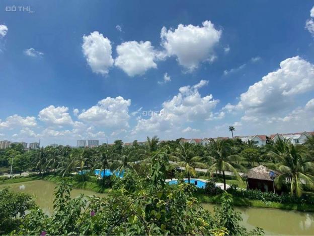 Bán nhanh biệt thự Hoa Sữa 5 02, Vinhomes Riversides, view bể bơi và sông lớn sau nhà 13736960