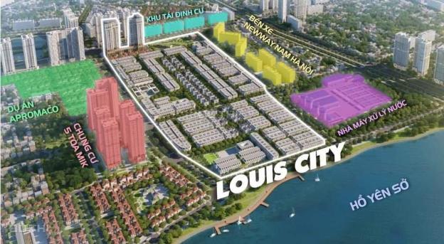 Louis City Hoàng Mai - Biệt thự nội đô - Hộ chiếu quyền lực 13737261