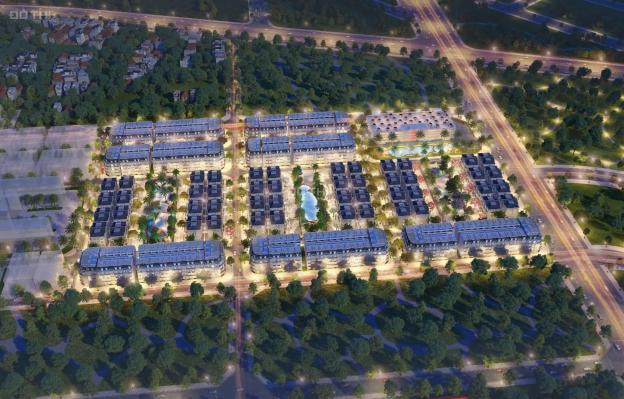 Bán đất liền kề, biệt thự suất ngoại giao dự án Eurowindow twin parks 13744350