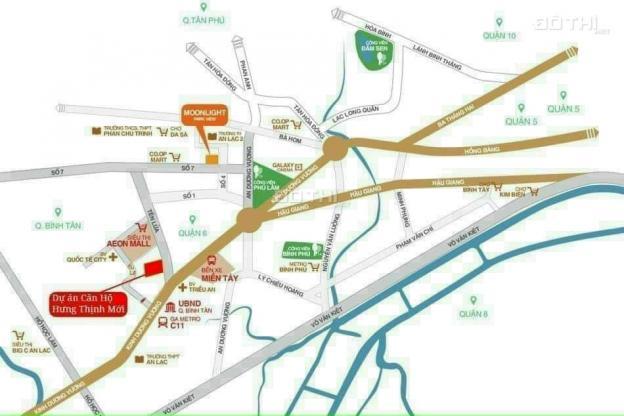 Bán căn hộ chung cư tại đường Tên Lửa - Aeon Bình Tân, 2PN 64m2 13747069