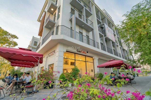 Bán shophouse phố đi bộ the Manor Nguyễn Xiển 13749624