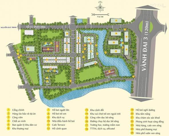 Căn hộ MT Eastmark City Thủ Đức, giá bán đợt 1, 40 triệu/m2, hỗ trợ vay ưu đãi 13785609