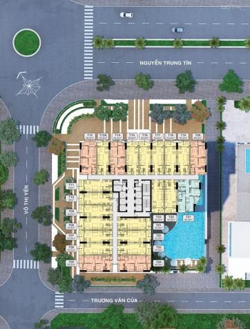 CĐT Hưng Thịnh mở bán trực tiếp căn hộ view biển Quy Nhơn Melody, căn hộ 50.6m2 giá CK còn 1.47 tỷ 13803208