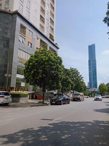 Bán nhà mặt phố Trung Kính, 87m2, mặt tiền 5.4m, vị trí đắc địa 13813105