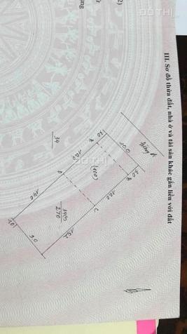 Bán 270m2 đất tại Cổ Đông Sơn Tây, cách trường Sĩ Quan Lục Quân 600m, giá hơn 2 tỷ LH 0866990503 13814387