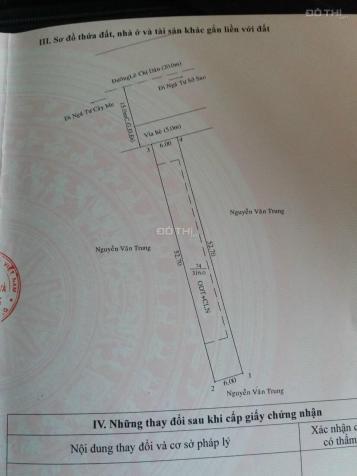 Cần bán đất Hiệp An đường Lê Chí Dân gần ngã 4 Sở Sao DT 6x52m thổ cư 200m2 13816526