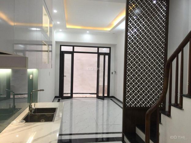 Duy nhất căn cuối nhà xây mới tinh Đào Tấn, Ba Đình 35m2 x 5T, 4.3 tỷ 13817931